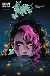 Dark Jem Comic