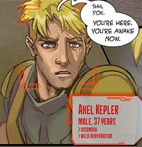 Alex Kepler