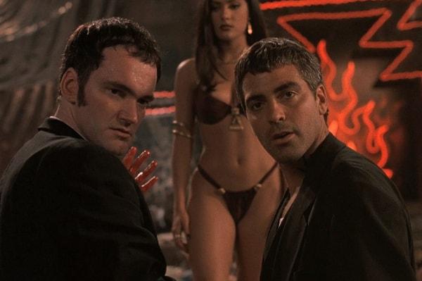 Clooney Tarantino From Dusk Till Dawn