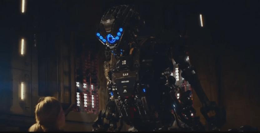 Kill Command' Trailer - Robots are Killing People, As Robots Do