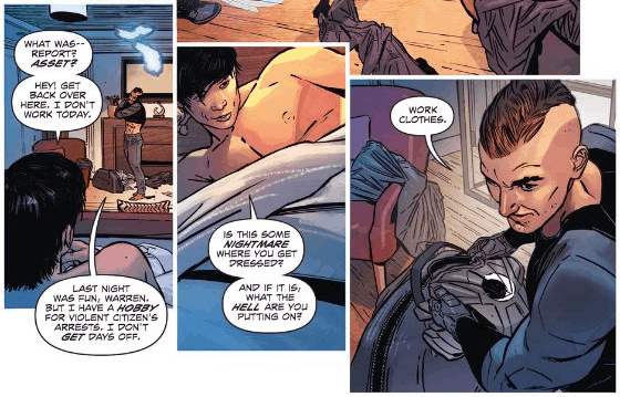 Midnighter Vol  1: Out' Gleefully Embraces Its Identity