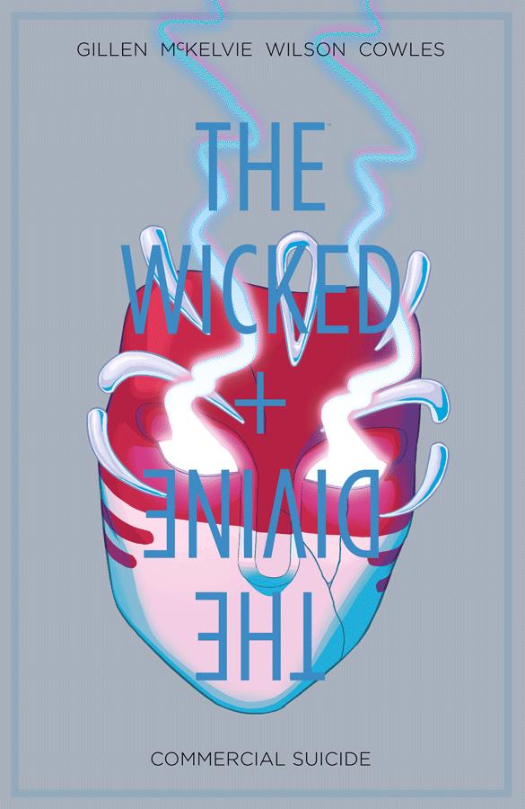 Wicked+Divine Vol 3 Cover