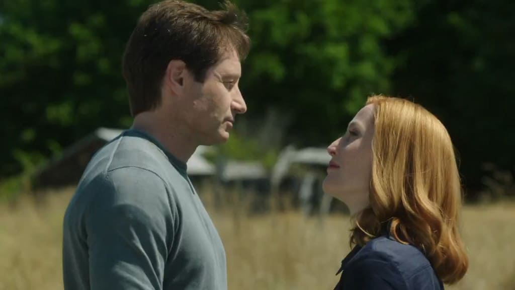 In its messiness, The X-Files' revival season lovingly evokes a bygone era