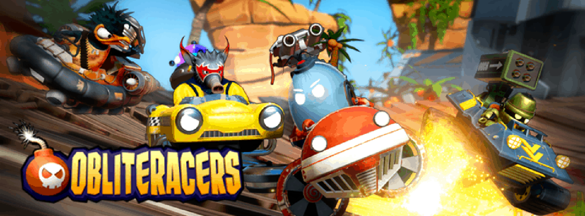 'Obliteracers' Review: Living Life in the Fast Lane