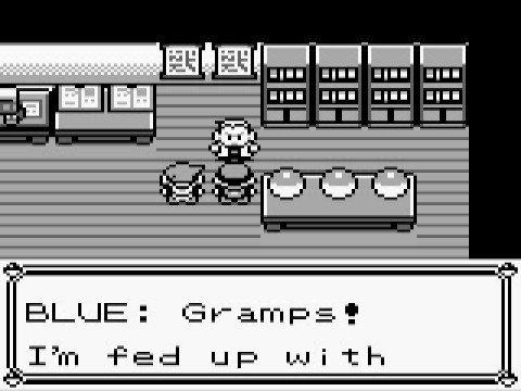 pokemon red screenshot 4