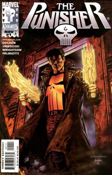 Angel Punisher #1