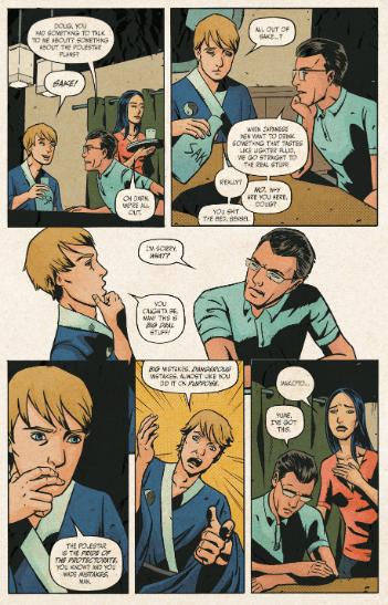 Bitch Planet #6 Page 11