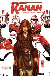 Kanan #11 Cover