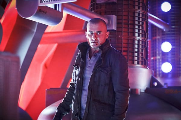 Legends of Tomorrow MIck Rory