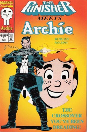 Punisher vs. Archie