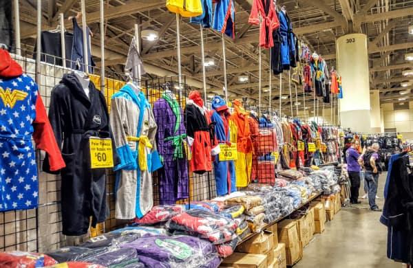 Toronto ComiCon Shopping