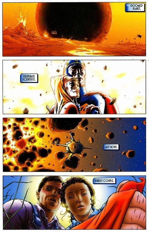 Superman - All Star Origin