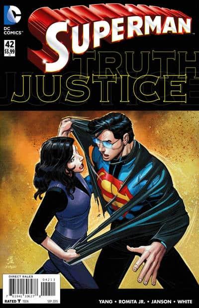 Superman - Superman #42