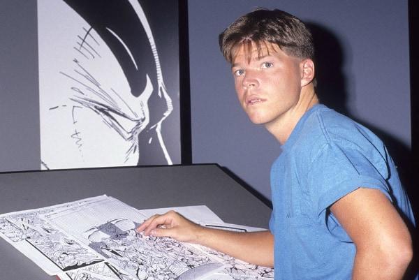 Rob Liefeld 1991
