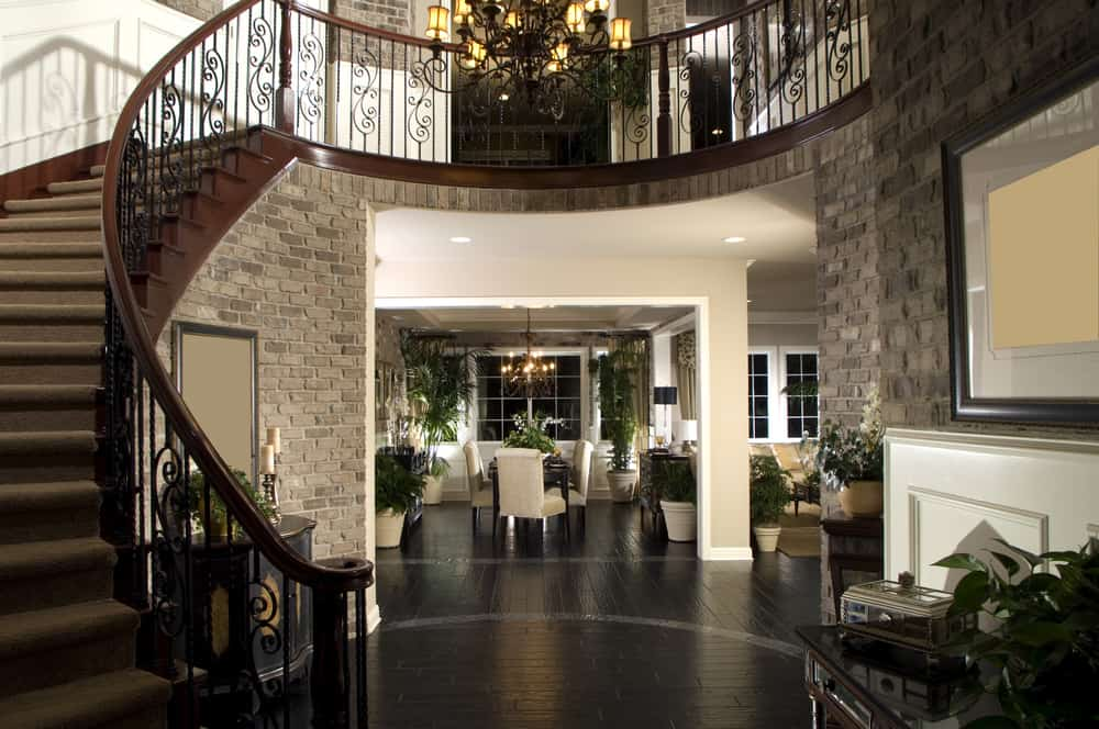 Foyer Into Room : Top best foyer designs