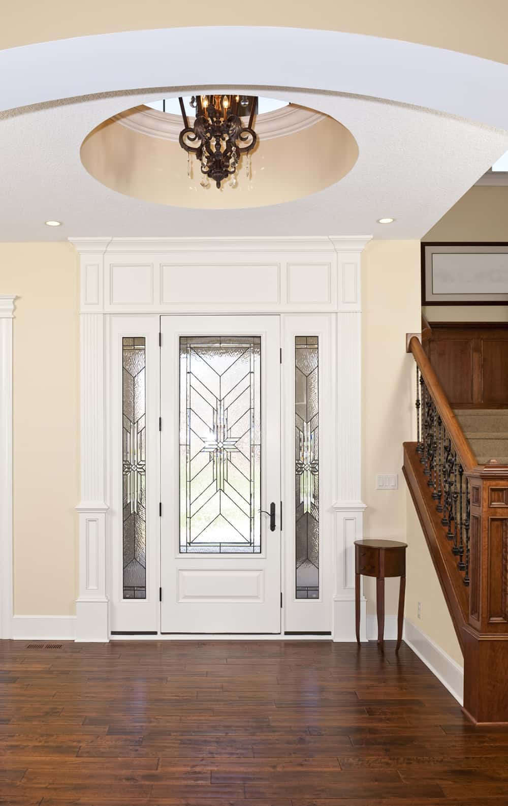 Unique Foyer Flooring : Top best foyer designs
