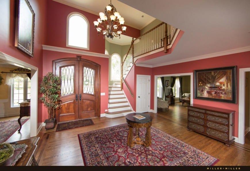 Open Foyer Windows : Top best foyer designs