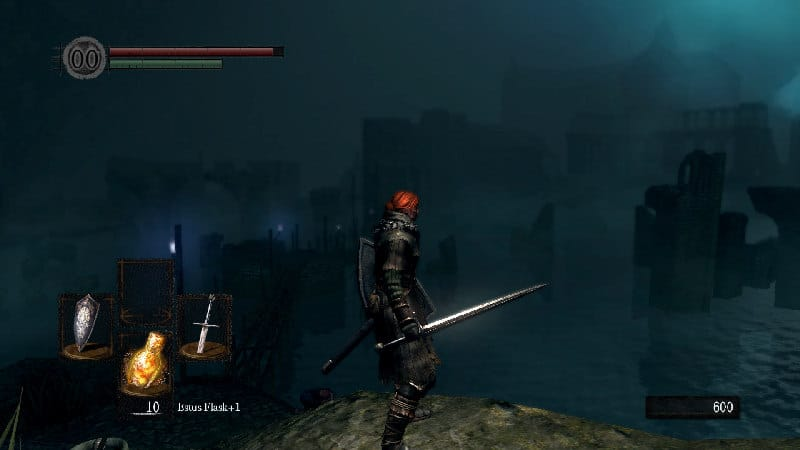 Dark Souls always does its best to make sure you're feeling what it wants you to feel.