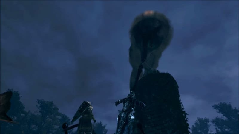 Character and creature designs in the Souls games leave a long-lasting impression.