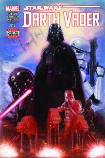 Darth Vader #17 - cover