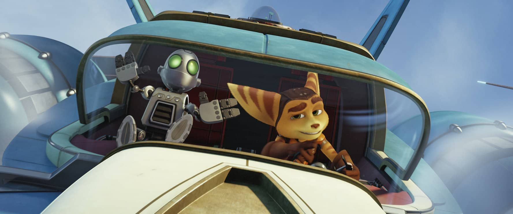 'Ratchet and Clank' the Movie, More like Ratchet and Zzzzzzzz
