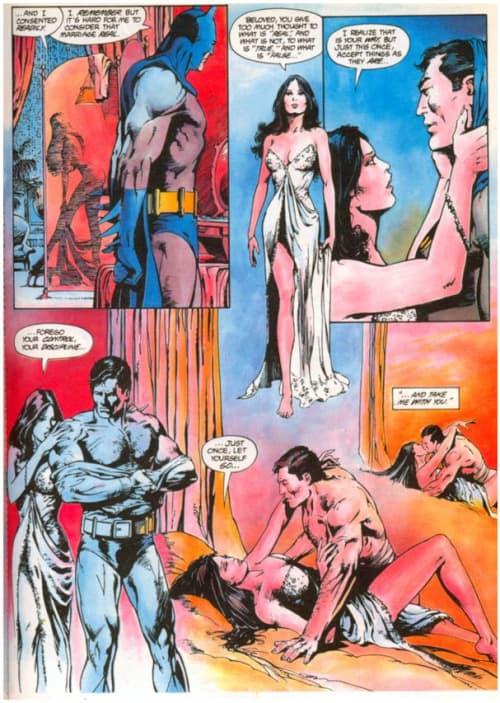 Batman And Catwoman Sex Games