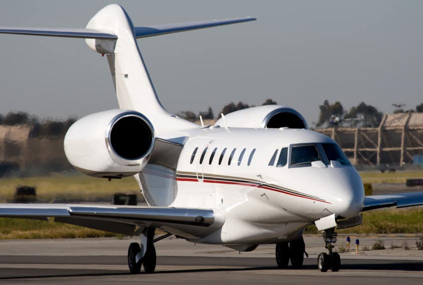 Cessna Citation X - 711 Miles per Hour