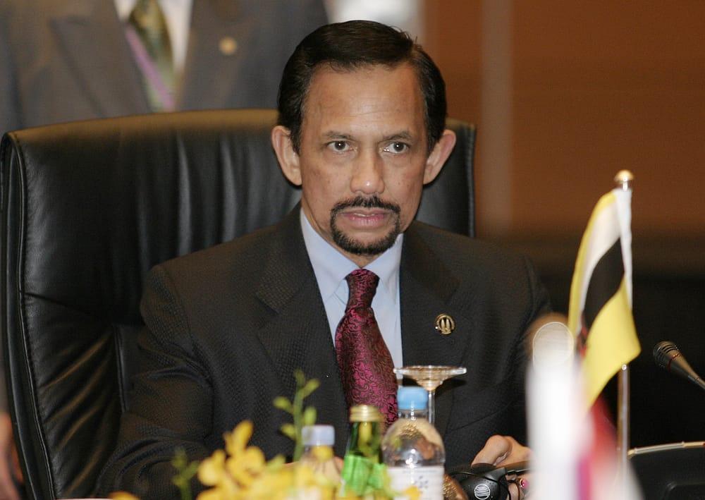 3-Sultan Hassanal Bolkiah