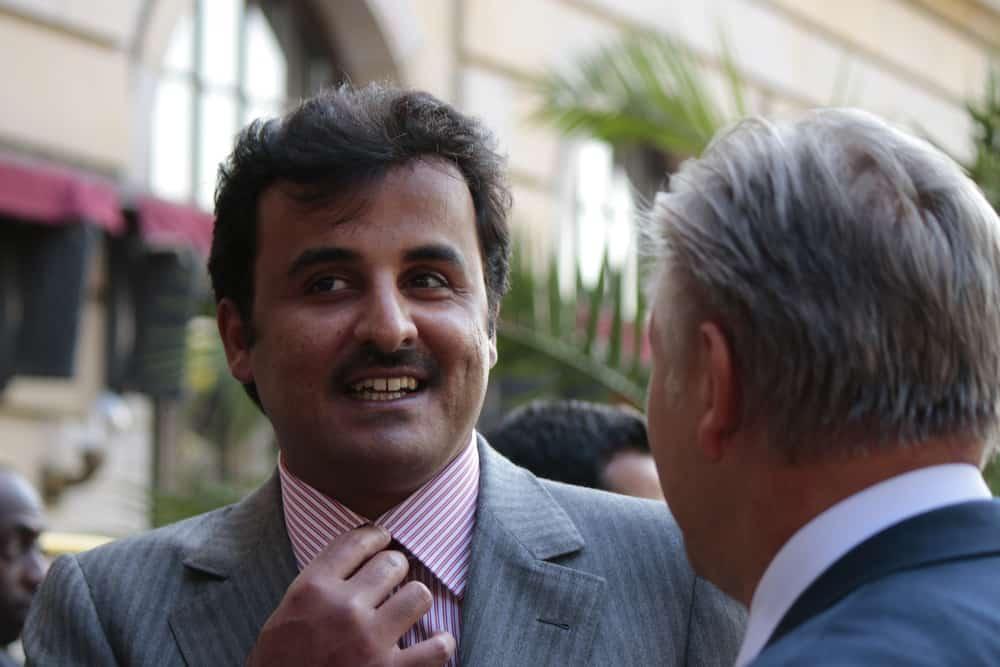 8-Sheikh Tamim bin Hamad bin Khalifa Al Thani