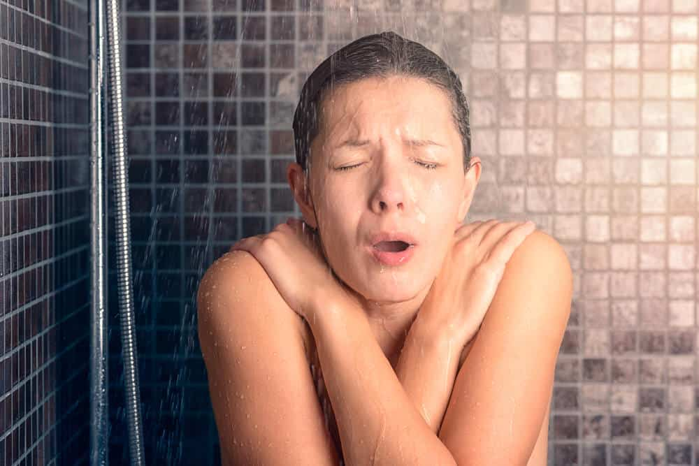 Female college students forced to take cold showers in hazing