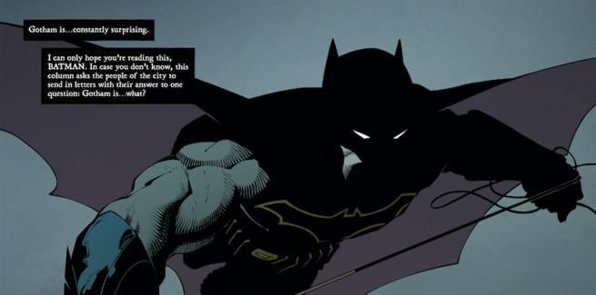 One Night in Gotham in 'Batman' #51