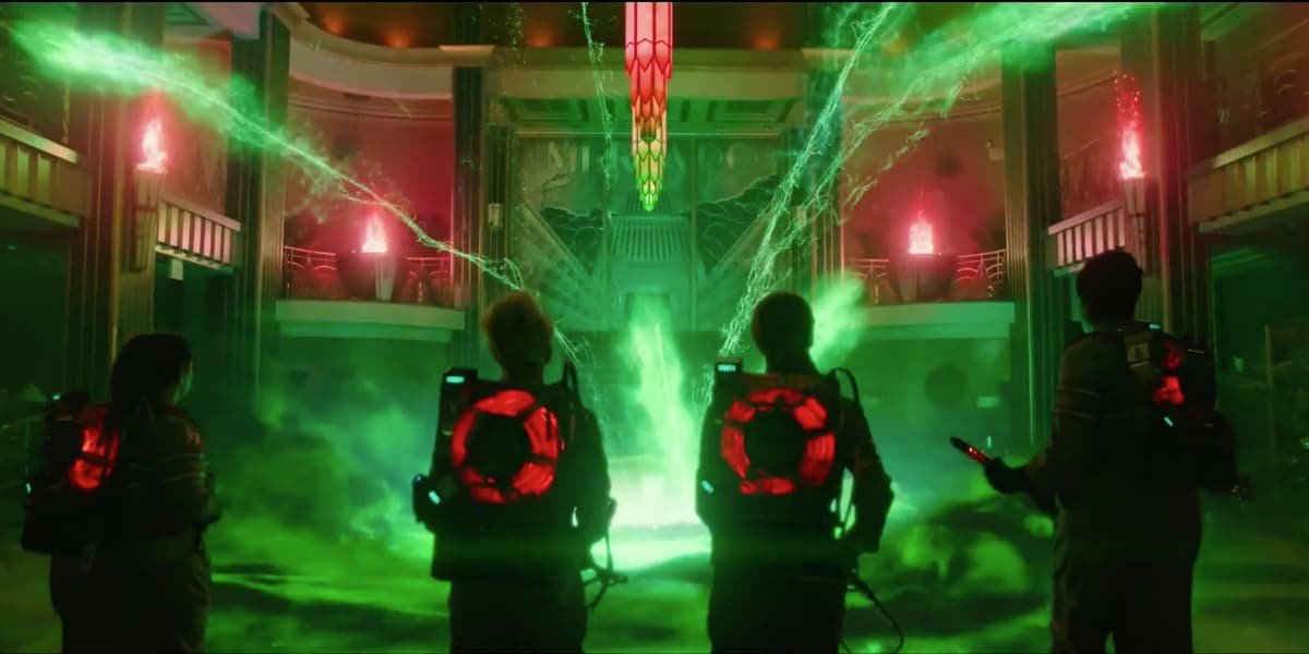 'Ghostbusters' Reboot Gets a New Trailer – More Ghosts, More Gags, More Slimer