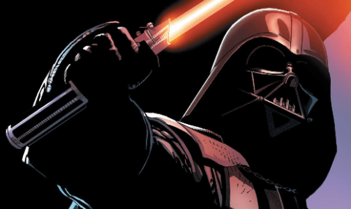 Vader #20 hints at Triple-Zero being HK-47