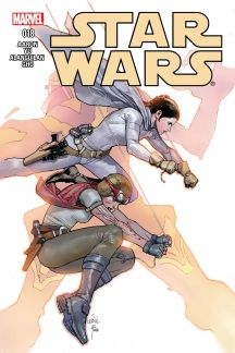 Star Wars #18 - cover