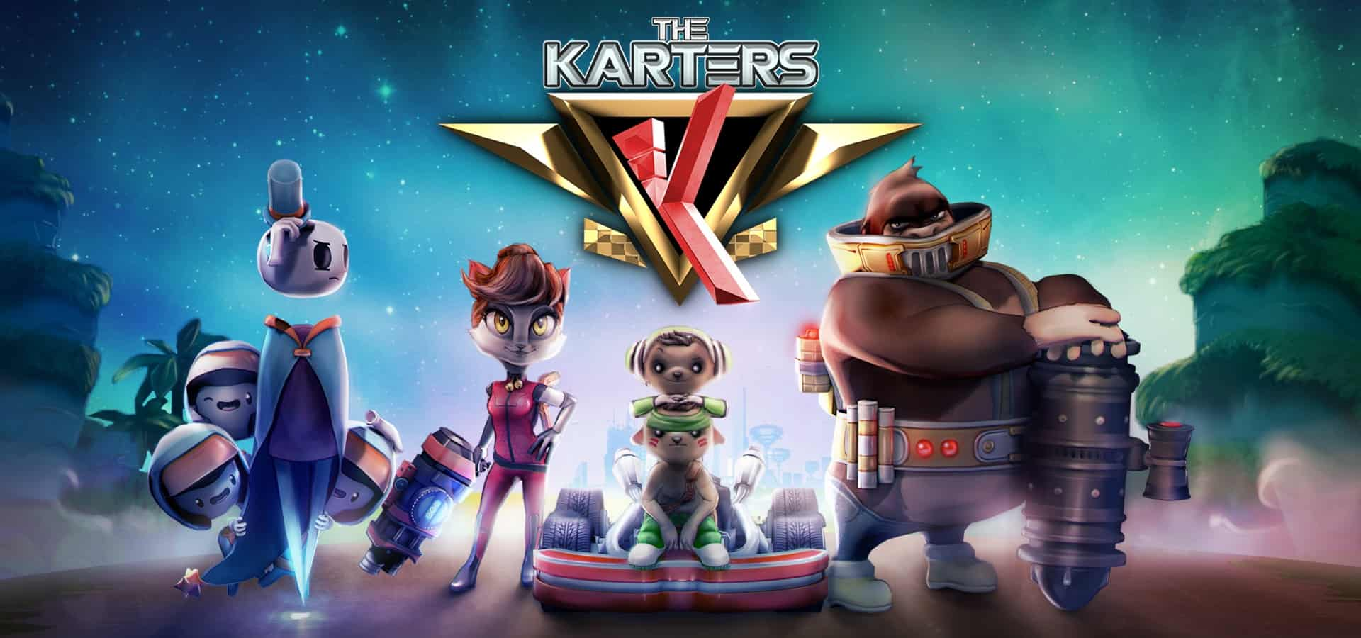 the karters 4