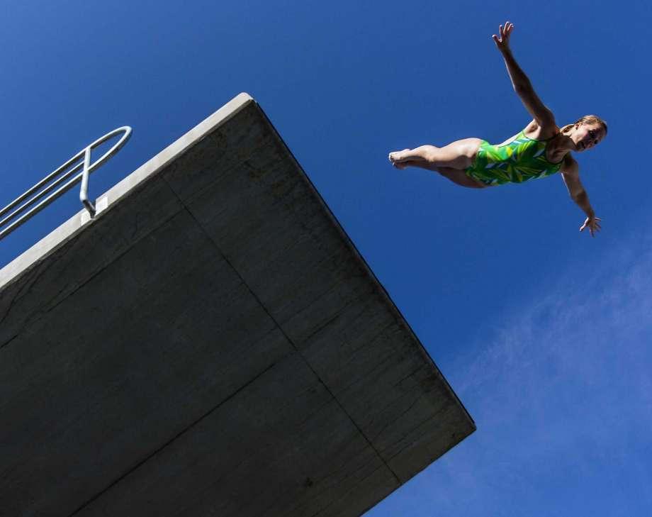 Rachelle Simpson – 68.9 feet, Polignano a Mare