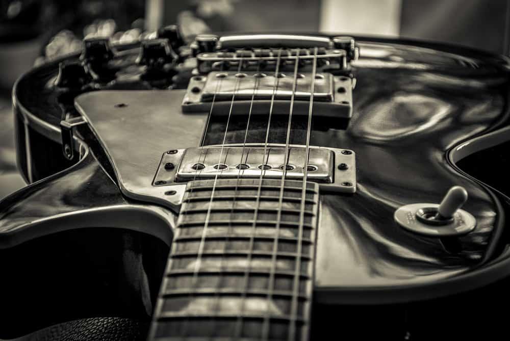 Gibson guitar photo