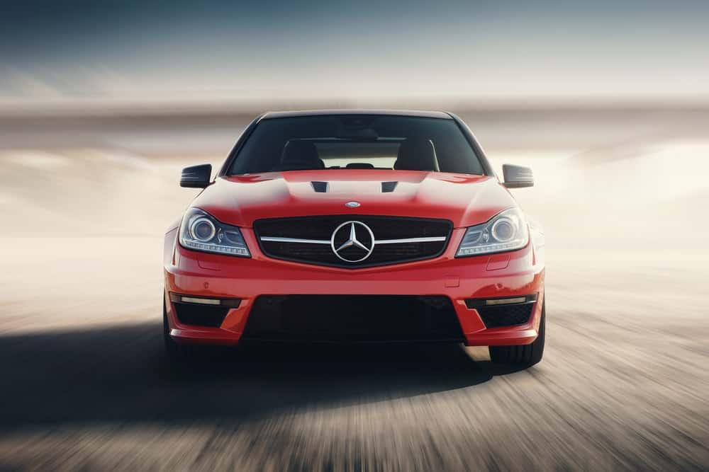 Fastest Mercedes-Benz Cars (Top 5)