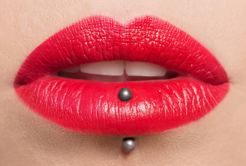 14 Types Of Lip Piercings Some You Might Find Disturbing
