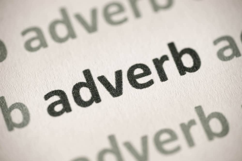 Things to remember about adverbs