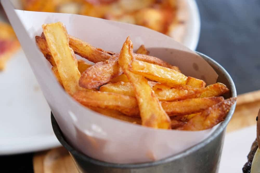 Batonnet fries