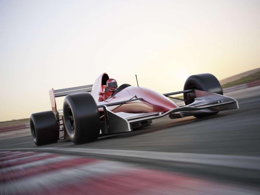 Car racing as an expensive hobby