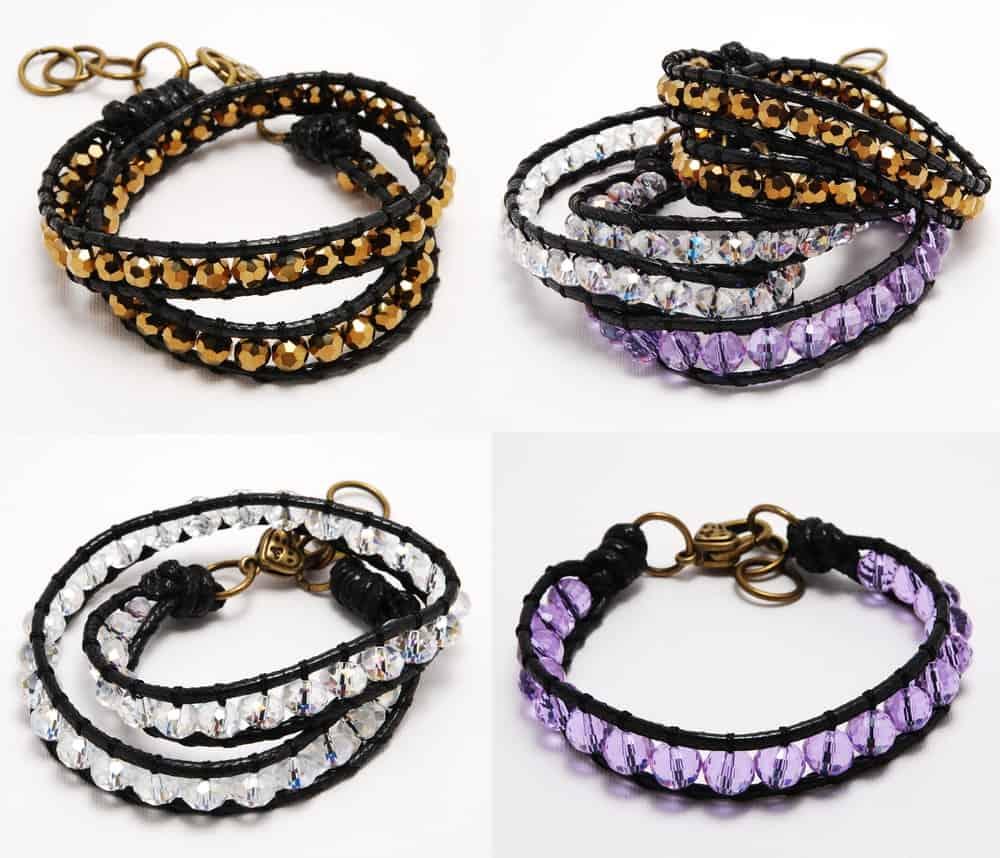 Crysytal bracelet
