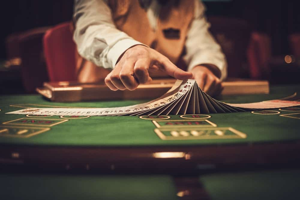 Gambling as an activity always exhibits probability.