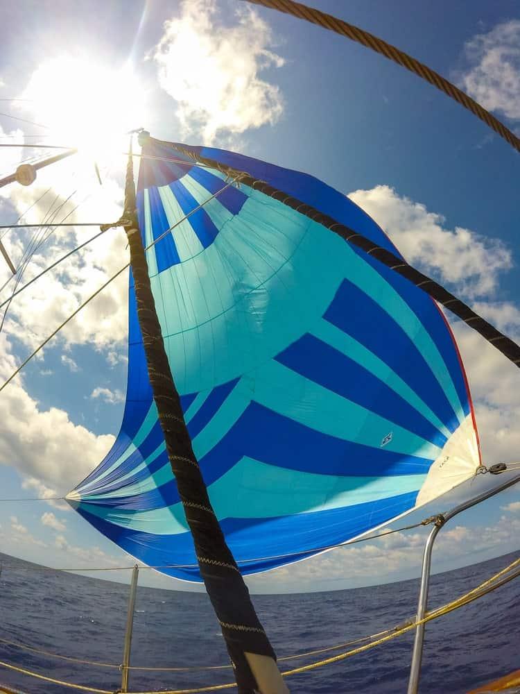 Gennaker sail