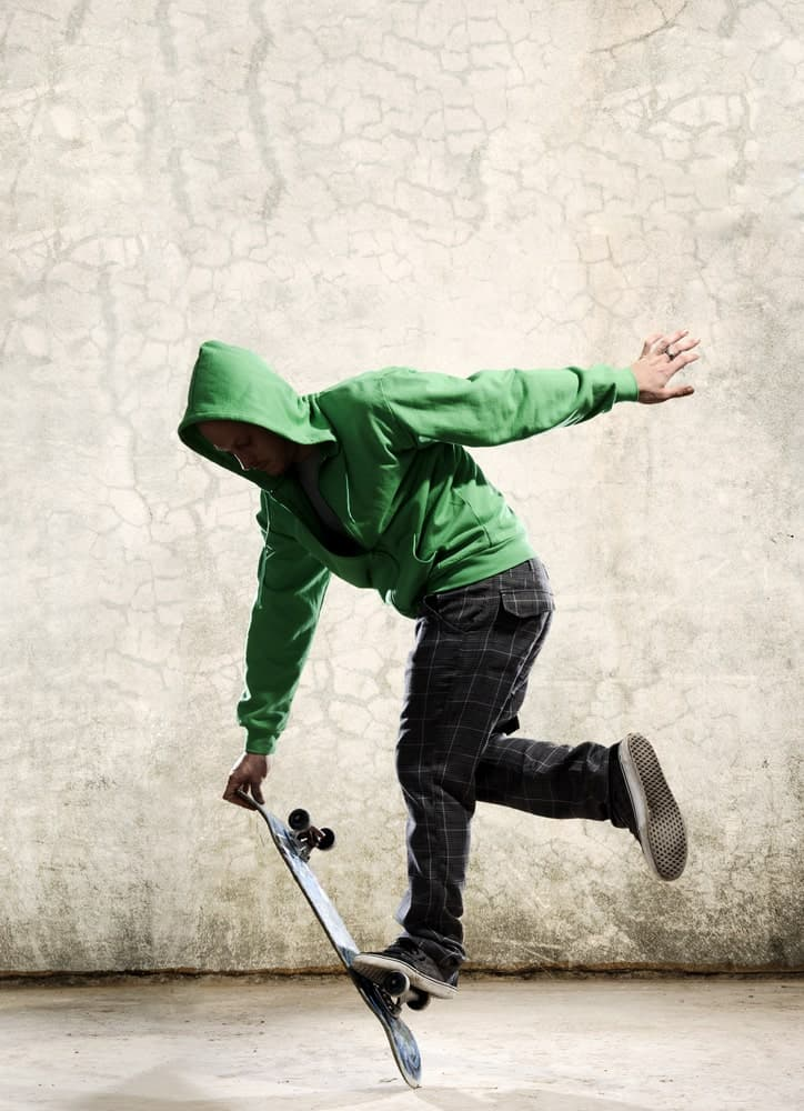 Skate hoodie