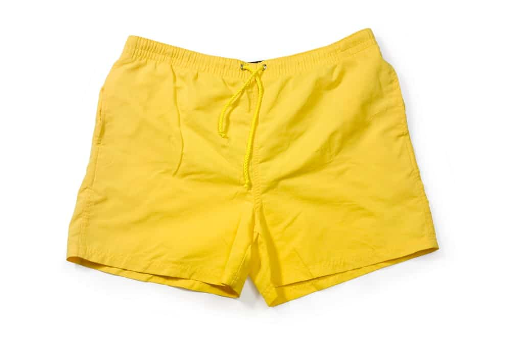Swimming trunk shorts