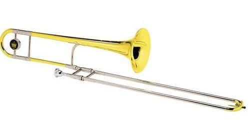 Straight tenor trombone