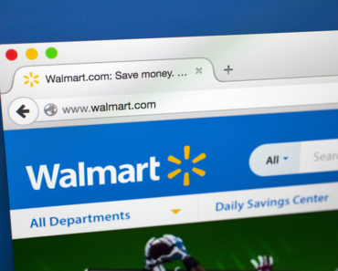 This is the homepage of the official Walmart website. Walmart is an American multinational retail corporation headquartered in Arkansas.