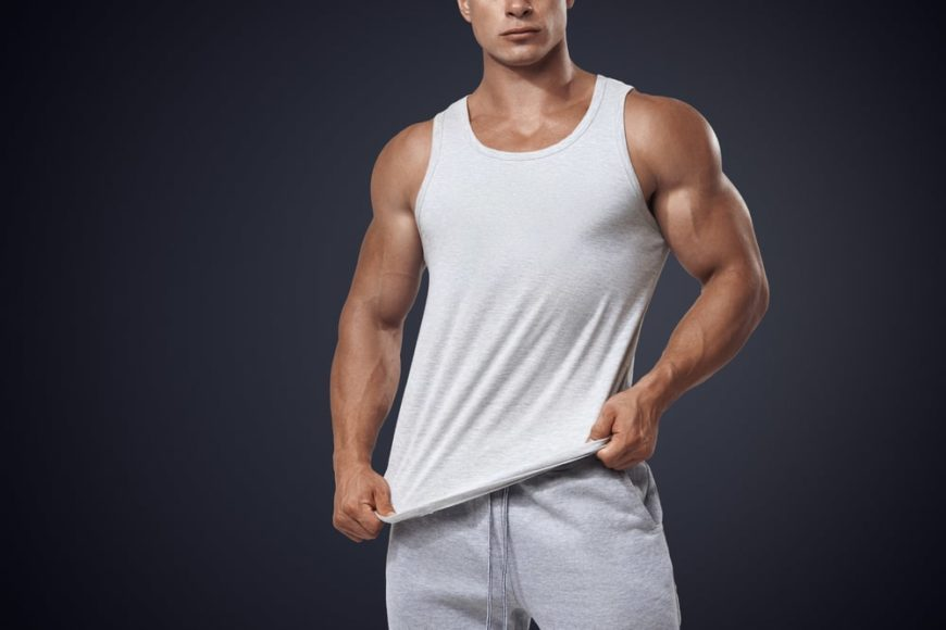 b7092fcdc14047 16 Different Types of Tank Tops (Plus Tips On Wearing Them)